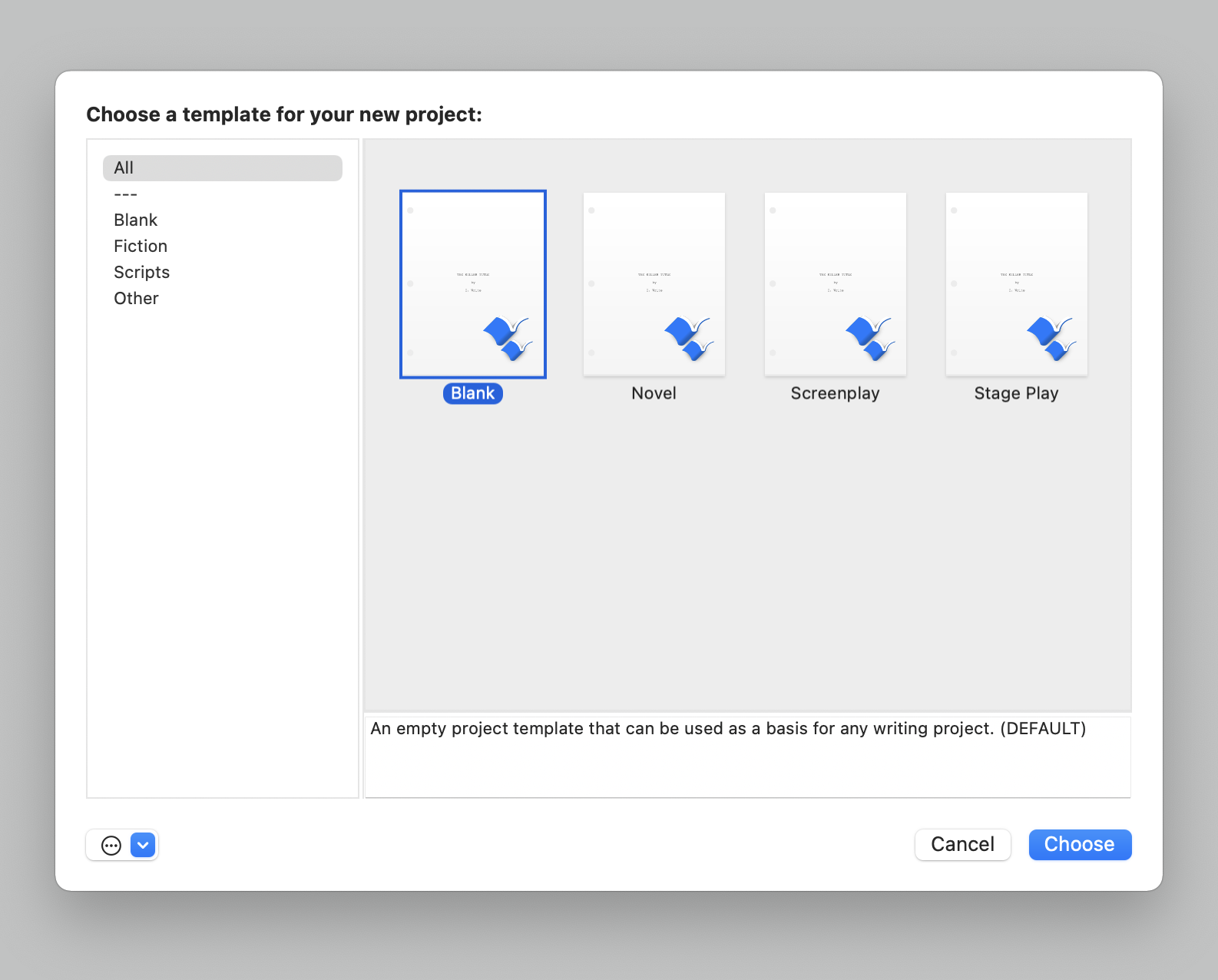 storyist storyist for mac users guide